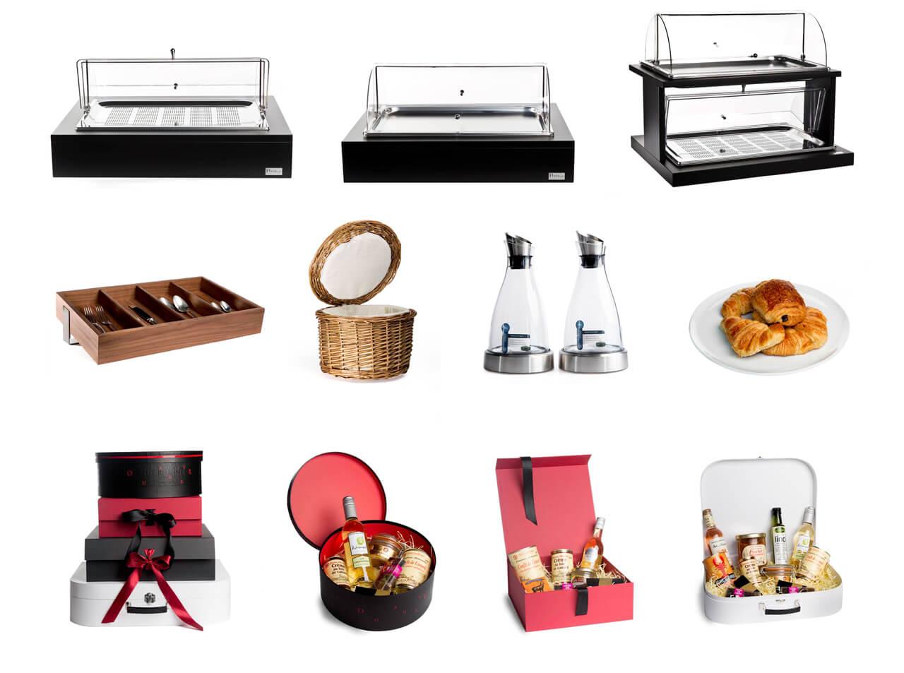 Packshot produits