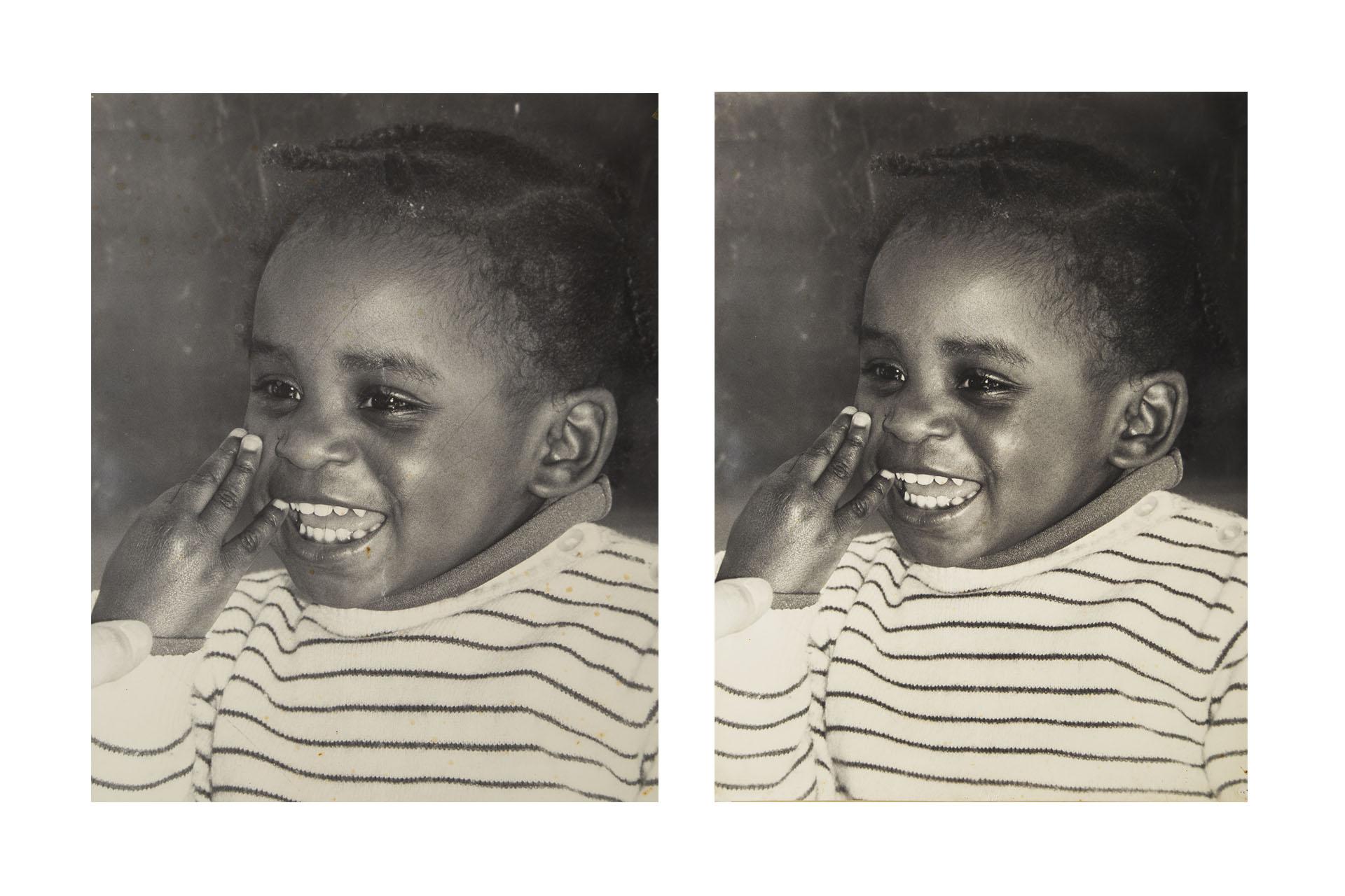 Retauration photos anciennes